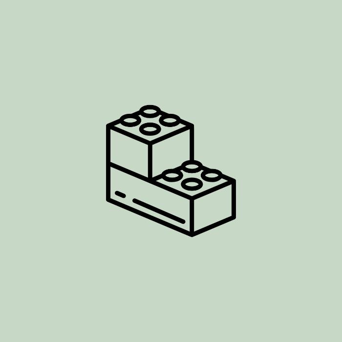 Aprovechar los bloques reutilizables