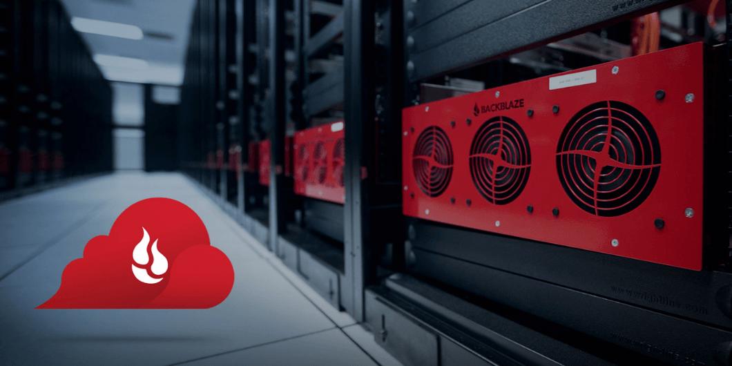 Backups y almacenamiento en Backblaze