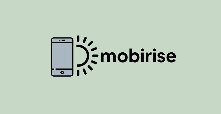 Crear web mínima viable con Mobirise