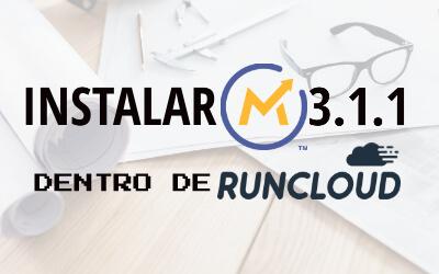 Instalando Mautic 3 en RunCloud