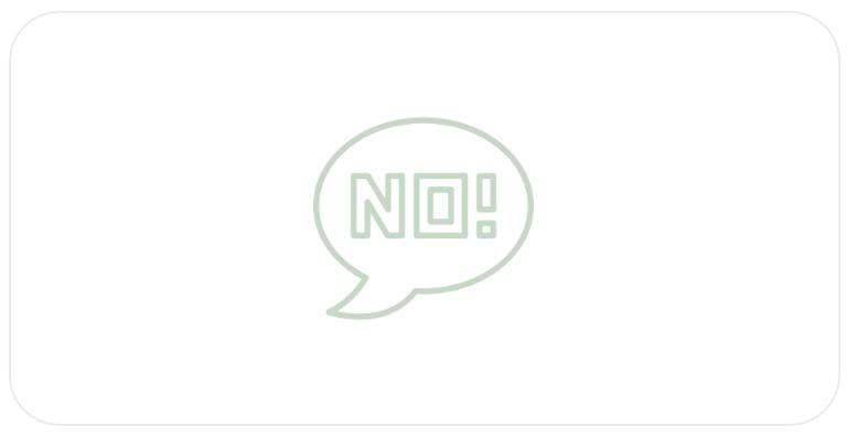 No al hosting compartido
