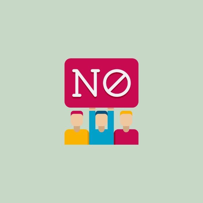 No, no, y no al hosting compartido