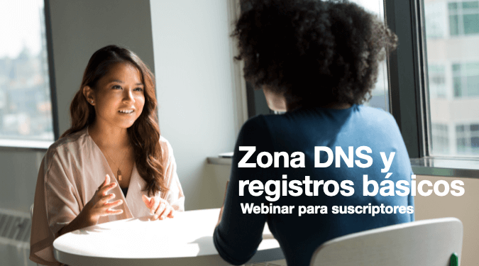 Zona DNS y registros básicos